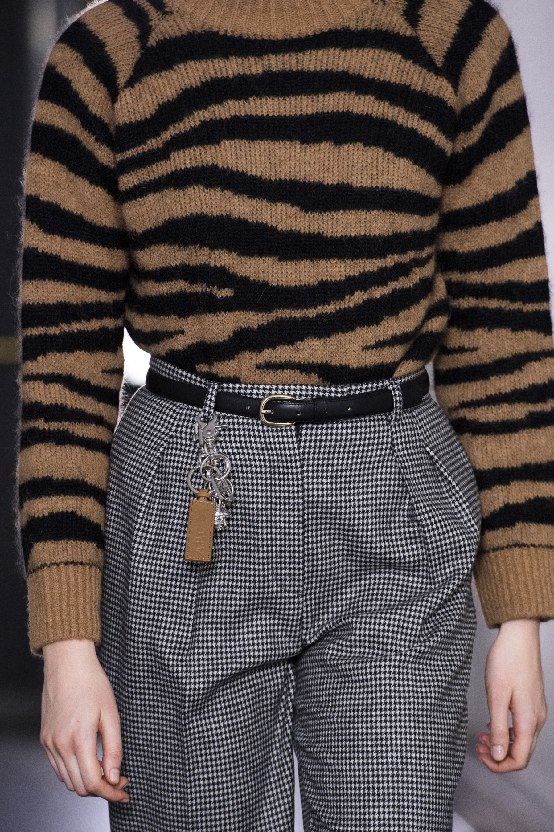 A.p.c Fall 2019 Fashion Show Details