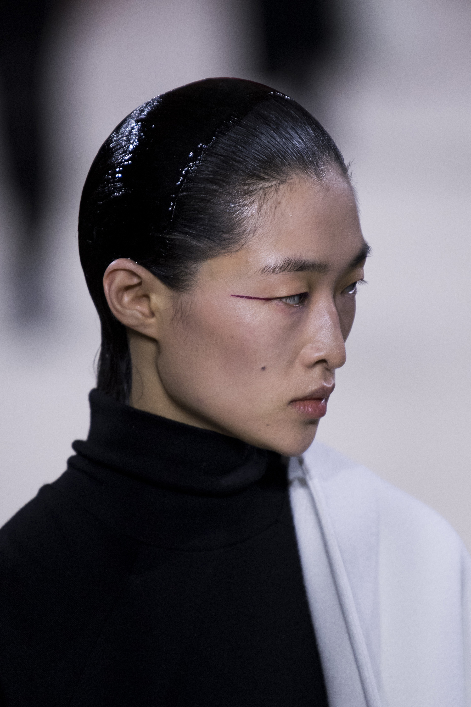 Haider Ackermann Fall 2019 Fashion Show Details