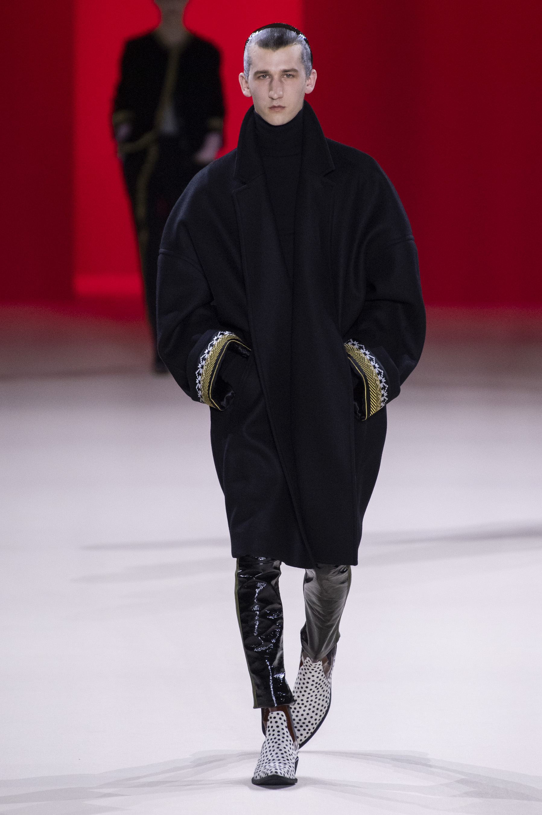 Haider Ackermann Fall 2019 Fashion Show