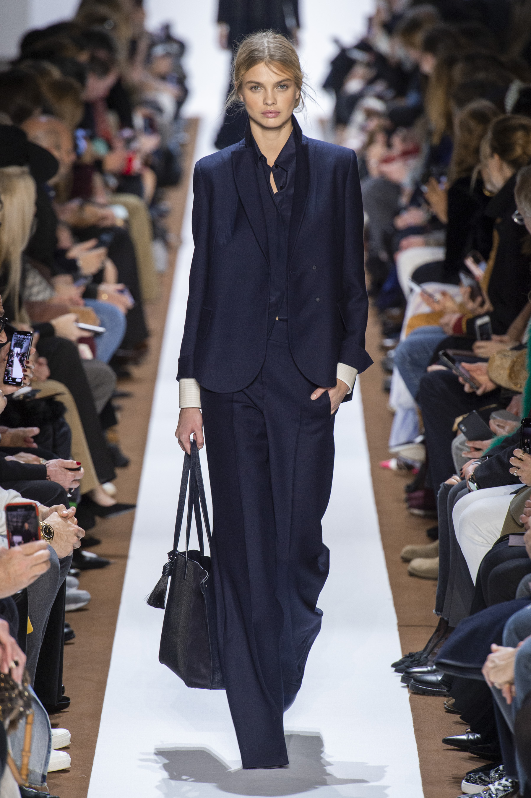 Wide Leg Pant Fall 2019 Womenswear Fashion Trend