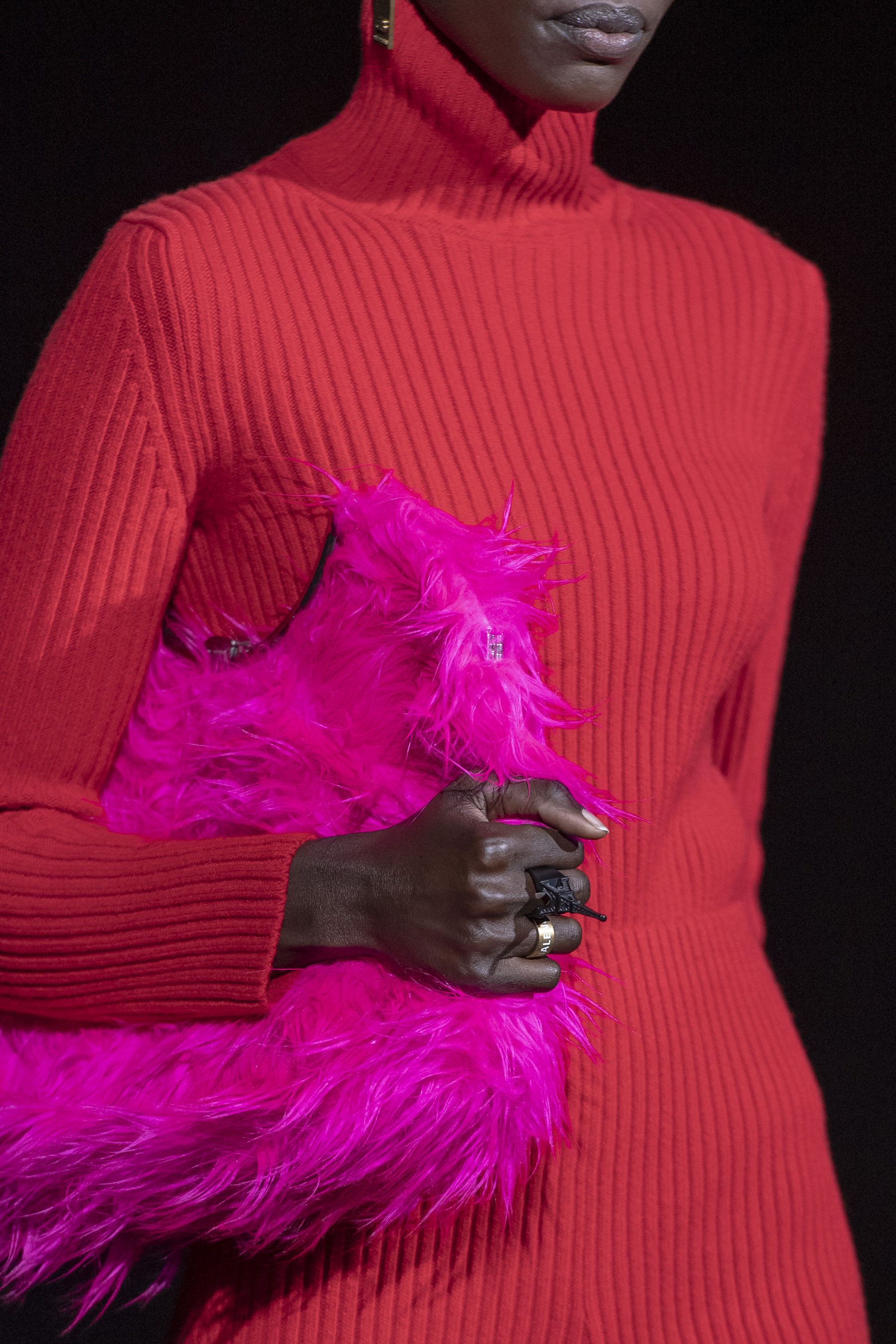 Balenciaga Fall 2019 Fashion Show Details