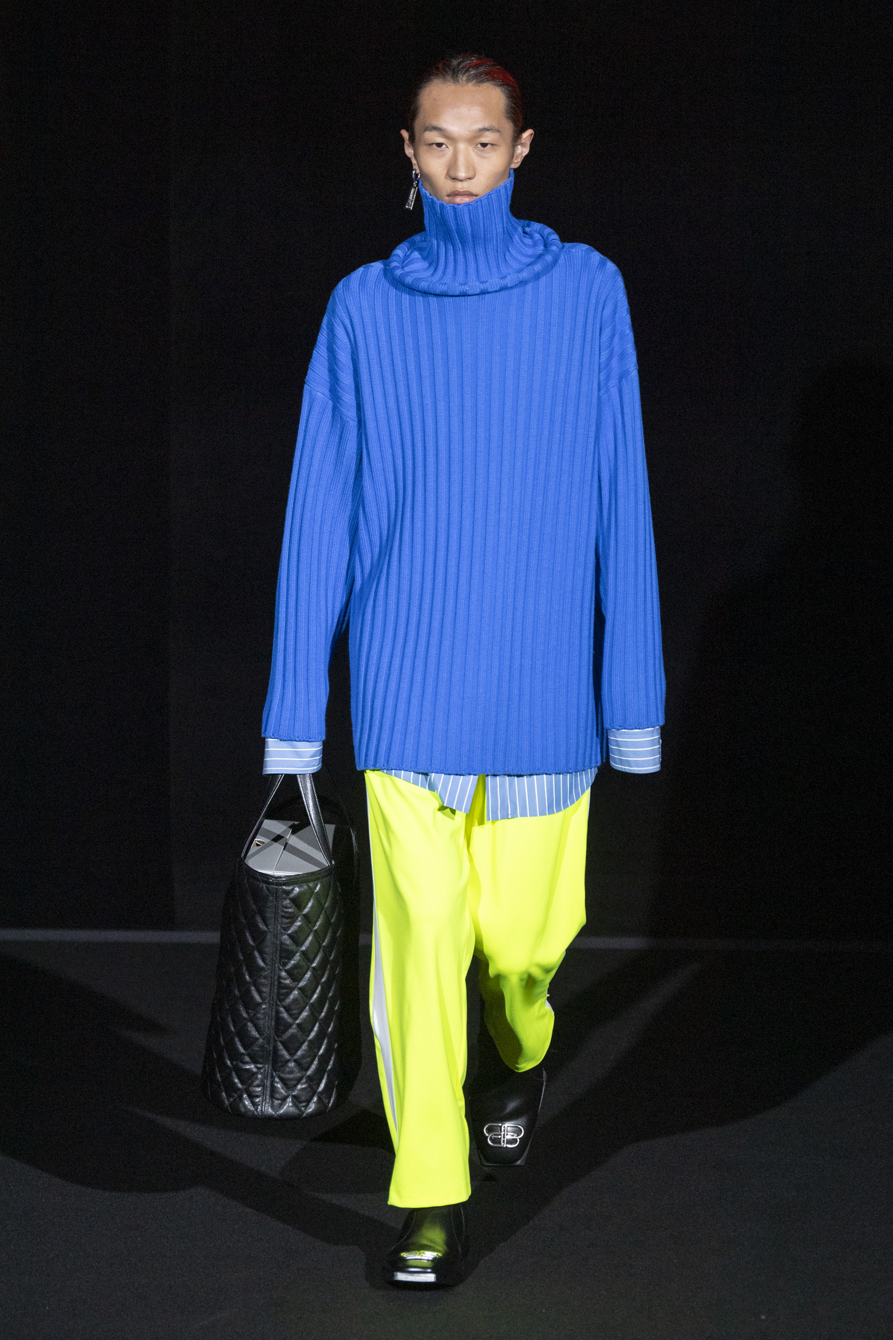 Balenciaga Fall 2019 Fashion Show The Impression