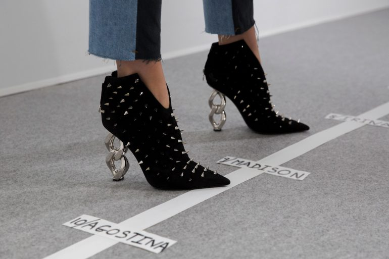 Best Shoes at Paris Fashion Week Fall 2019