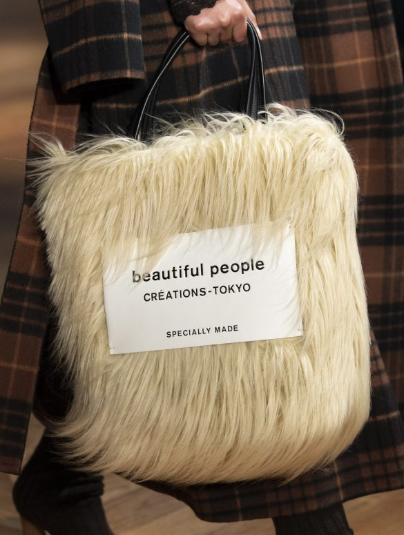 Beautiful People Fall 2019 Fashion Show Details