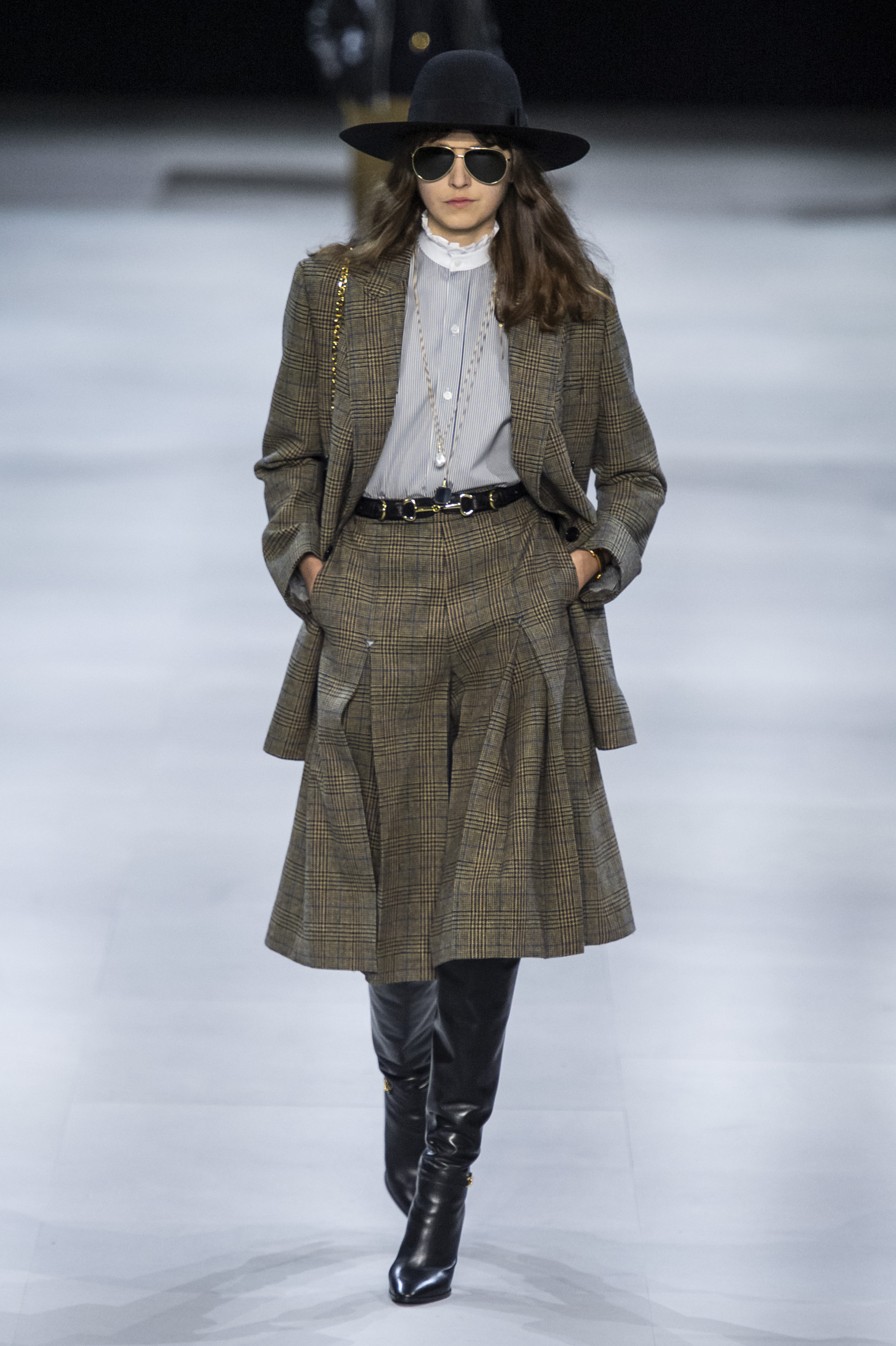 Celine Fall 2019 Fashion Show