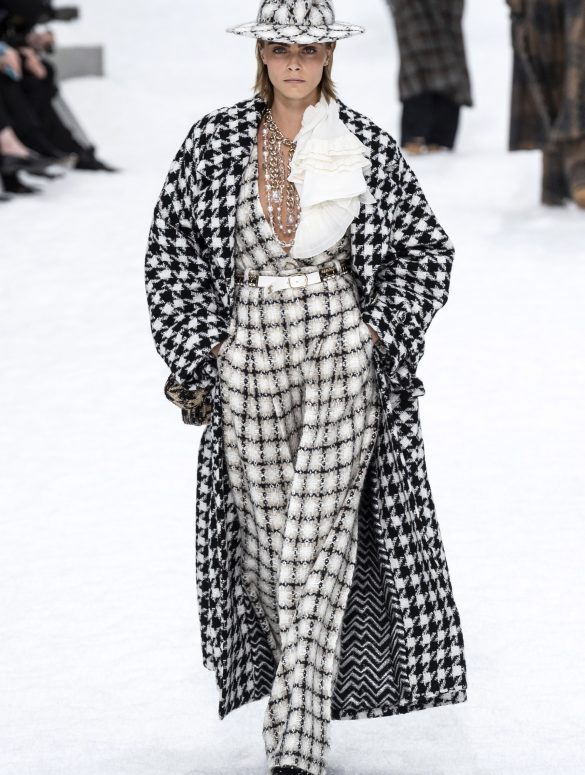Chanel Fall 2019 Fashion Show