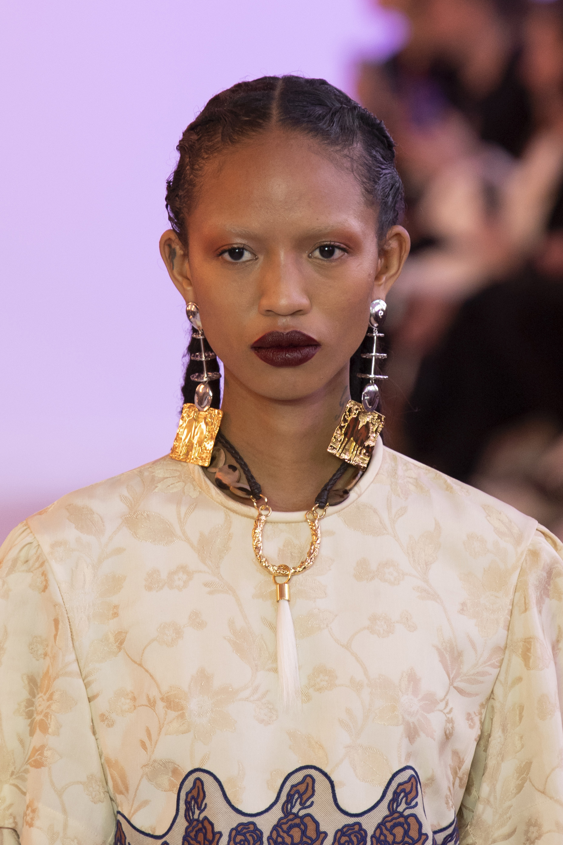 The Best Jewelry at Paris Fashion Week Fall 2019