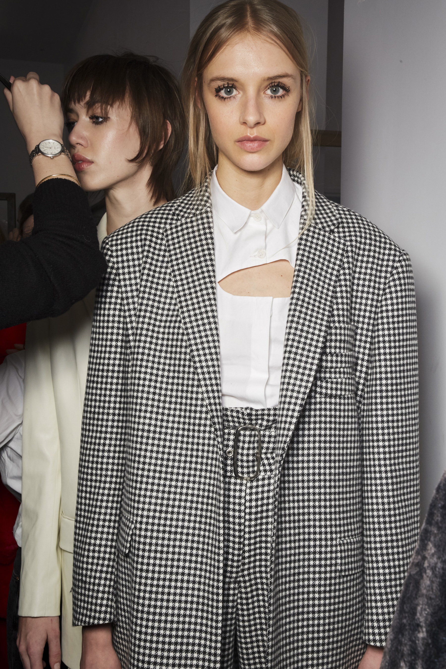 Each X Other Fall 2019 Fashion Show Backstage