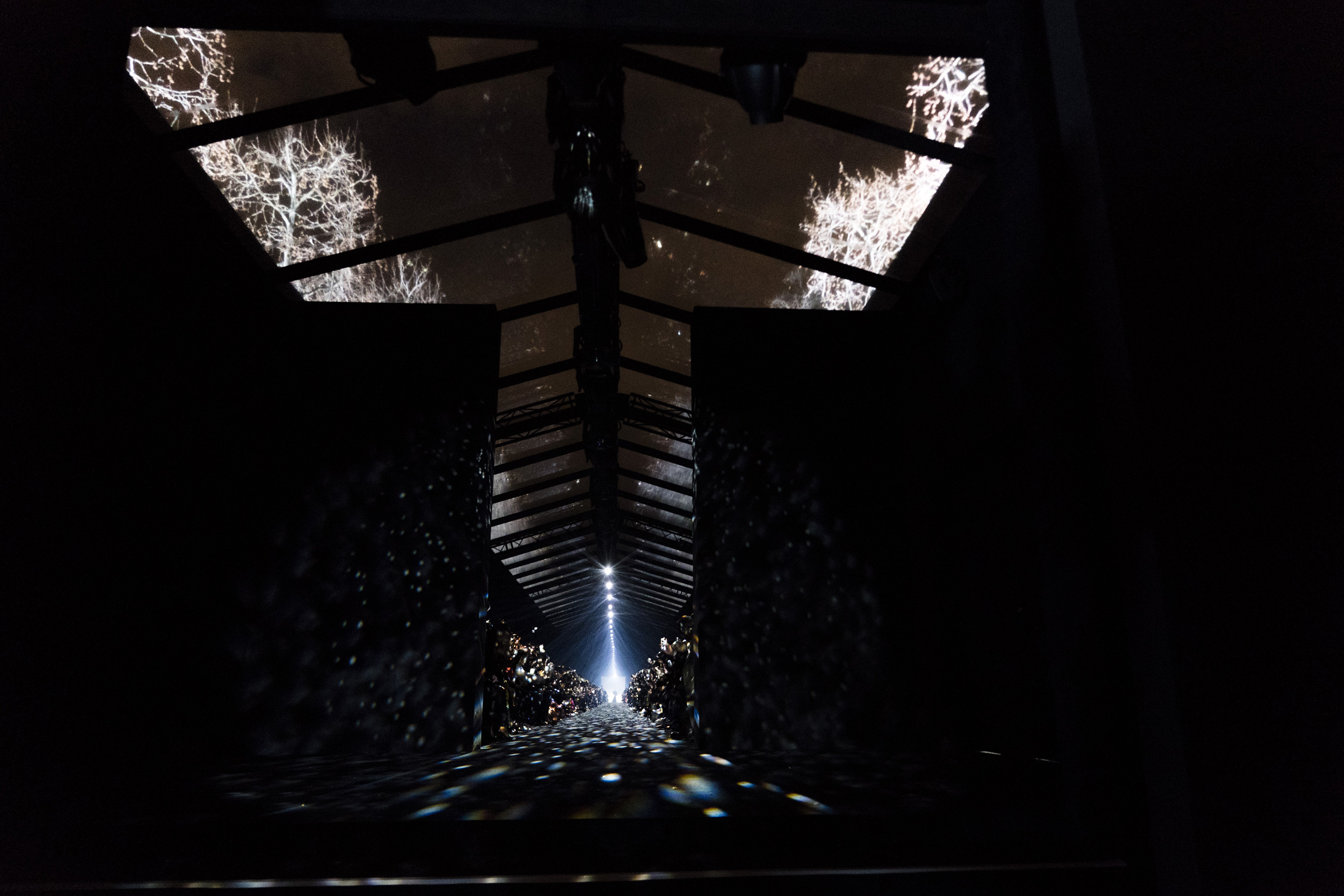 Givenchy Fall 2019 Fashion Show Atmosphere