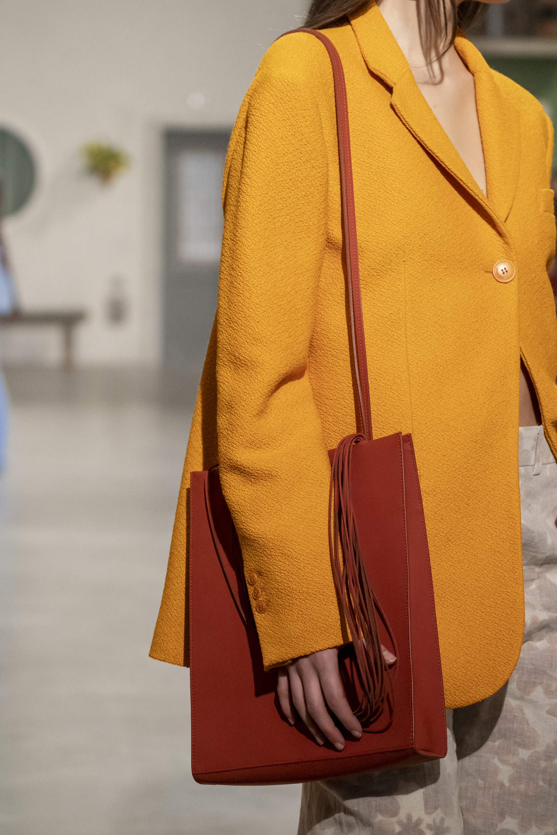 Jacquemus Fall 2019 Fashion Show Details