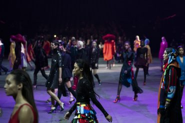 Best Atmosphere Photos From Paris Fashion Week Fall 2019