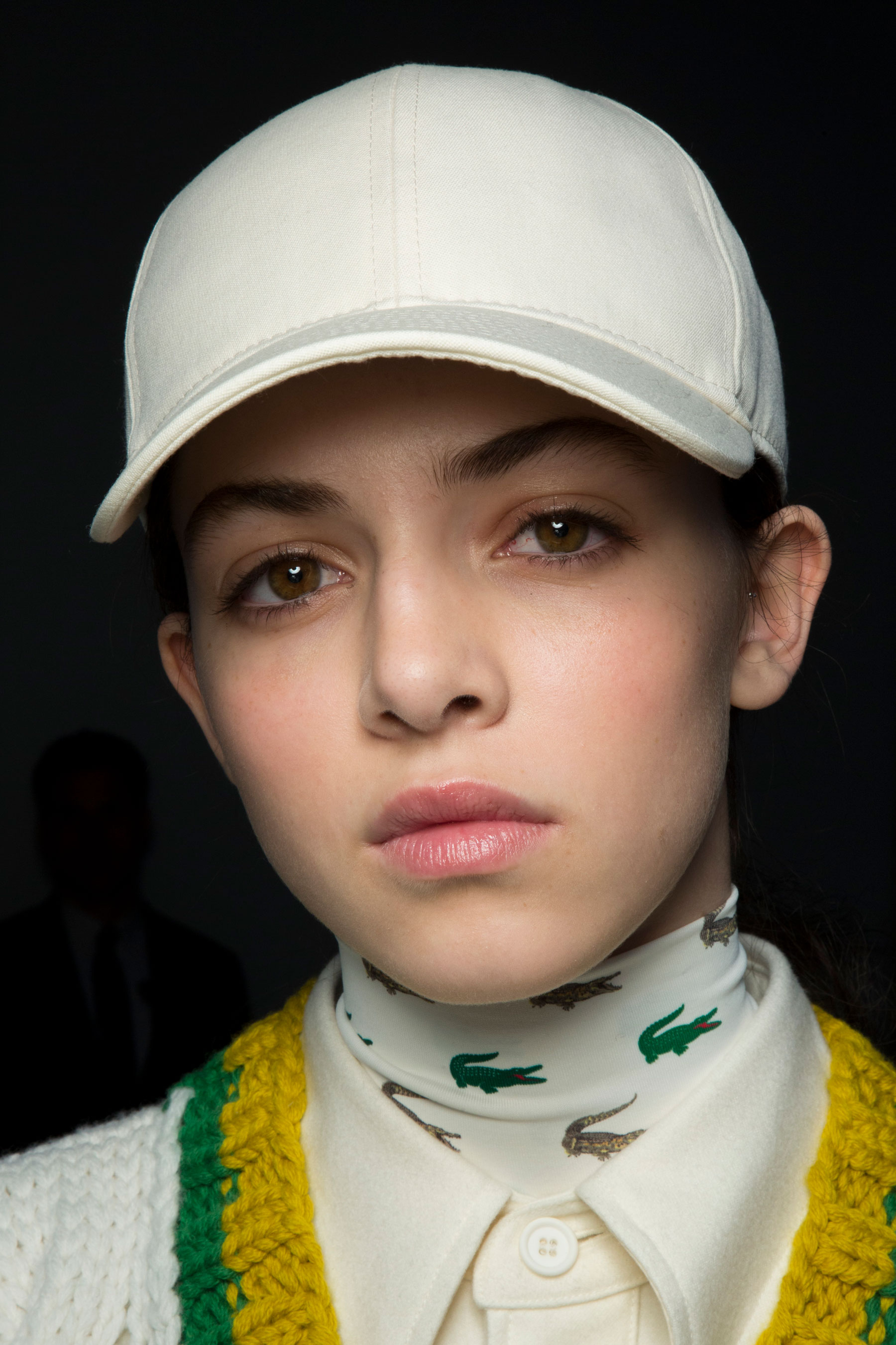 Lacoste Fall 2019 Fashion Show Backstage