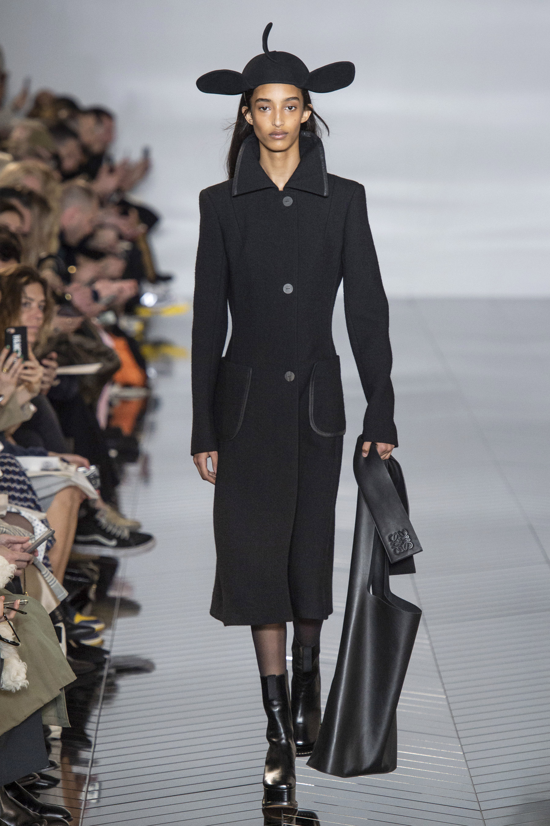 Best 25 Breakout Models Fall 2019 Fashion Shows