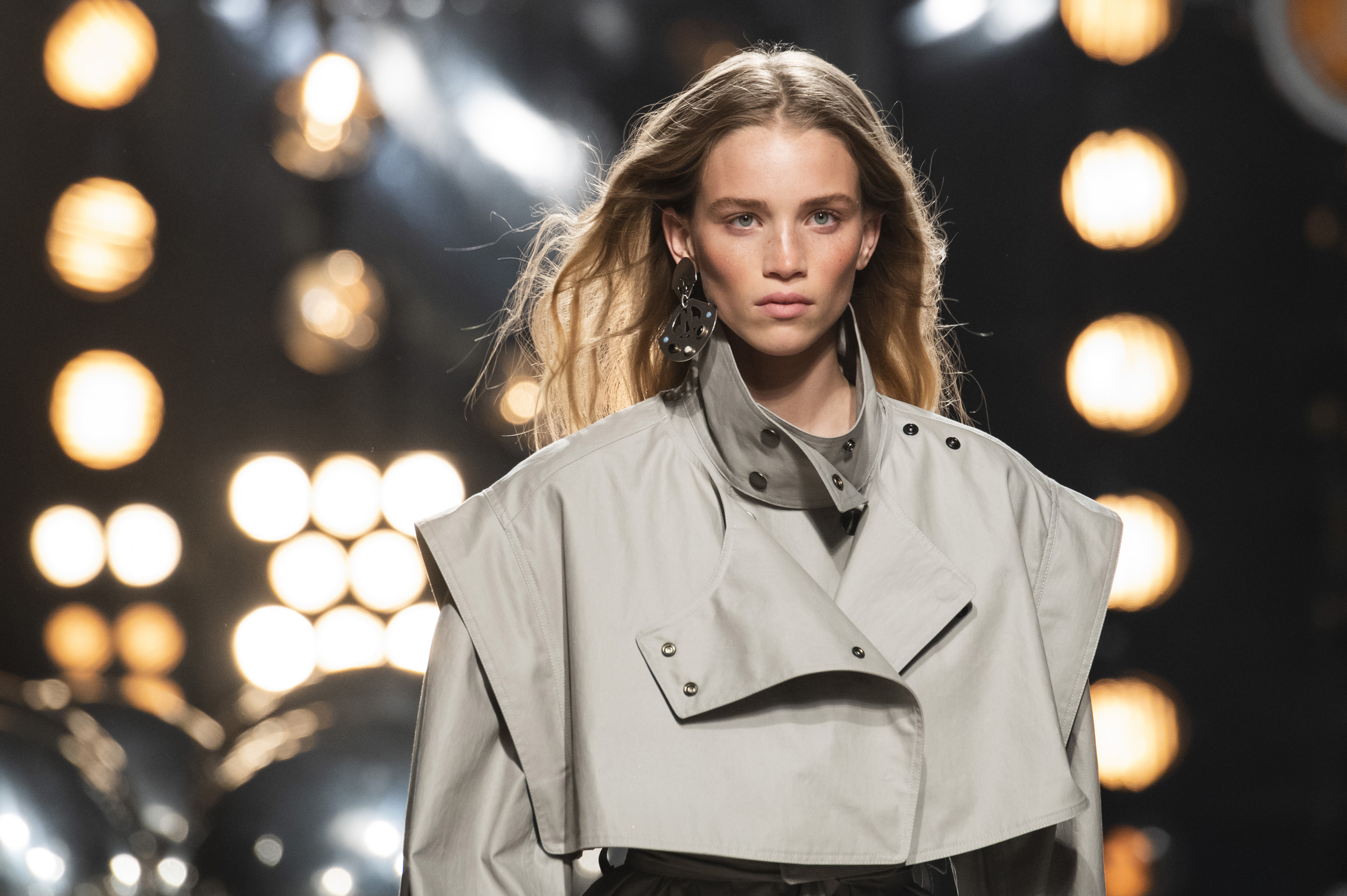 Isabel Marant Fall 2019 Fashion Show Atmosphere