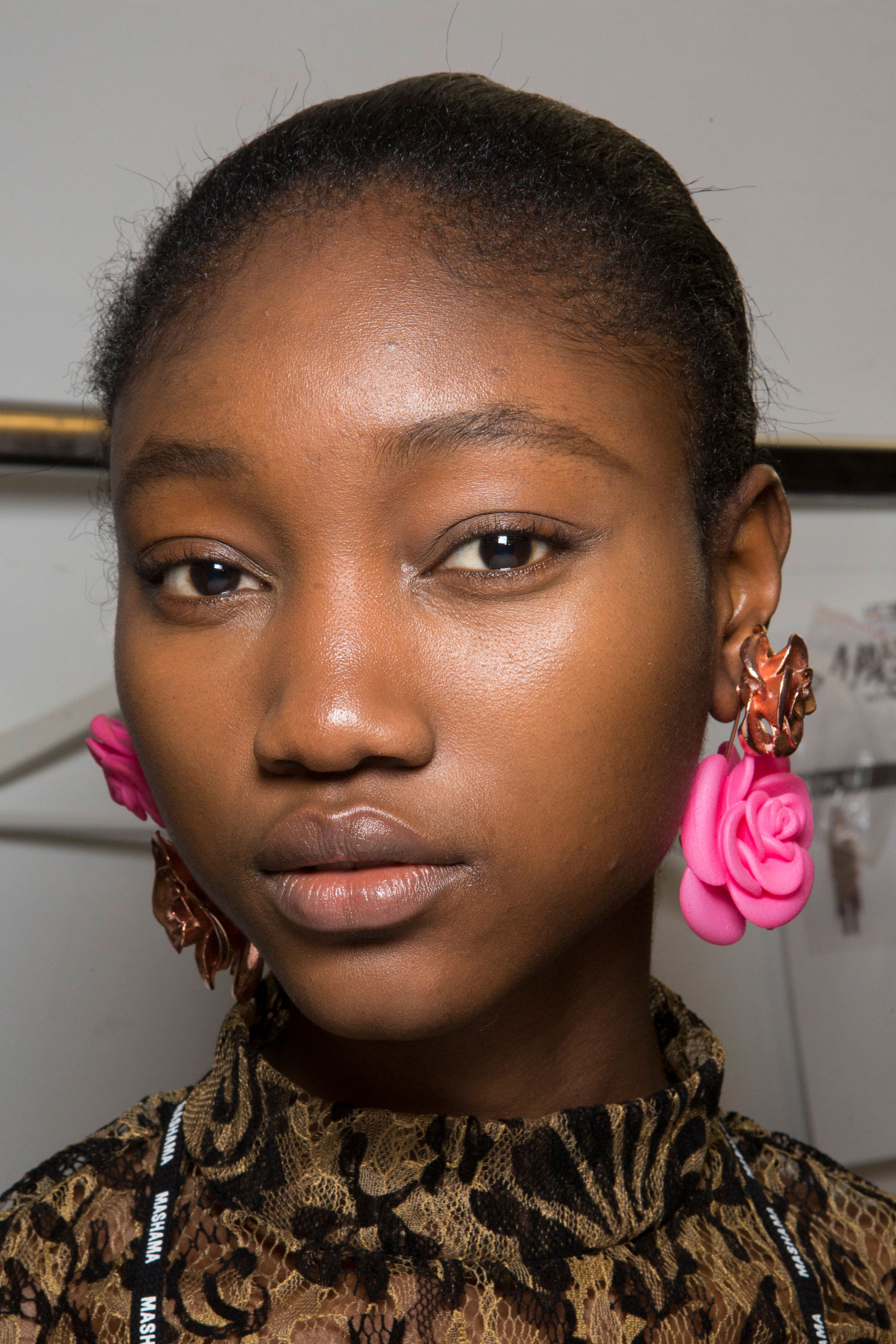 Mashama Fall 2019 Fashion Show Backstage