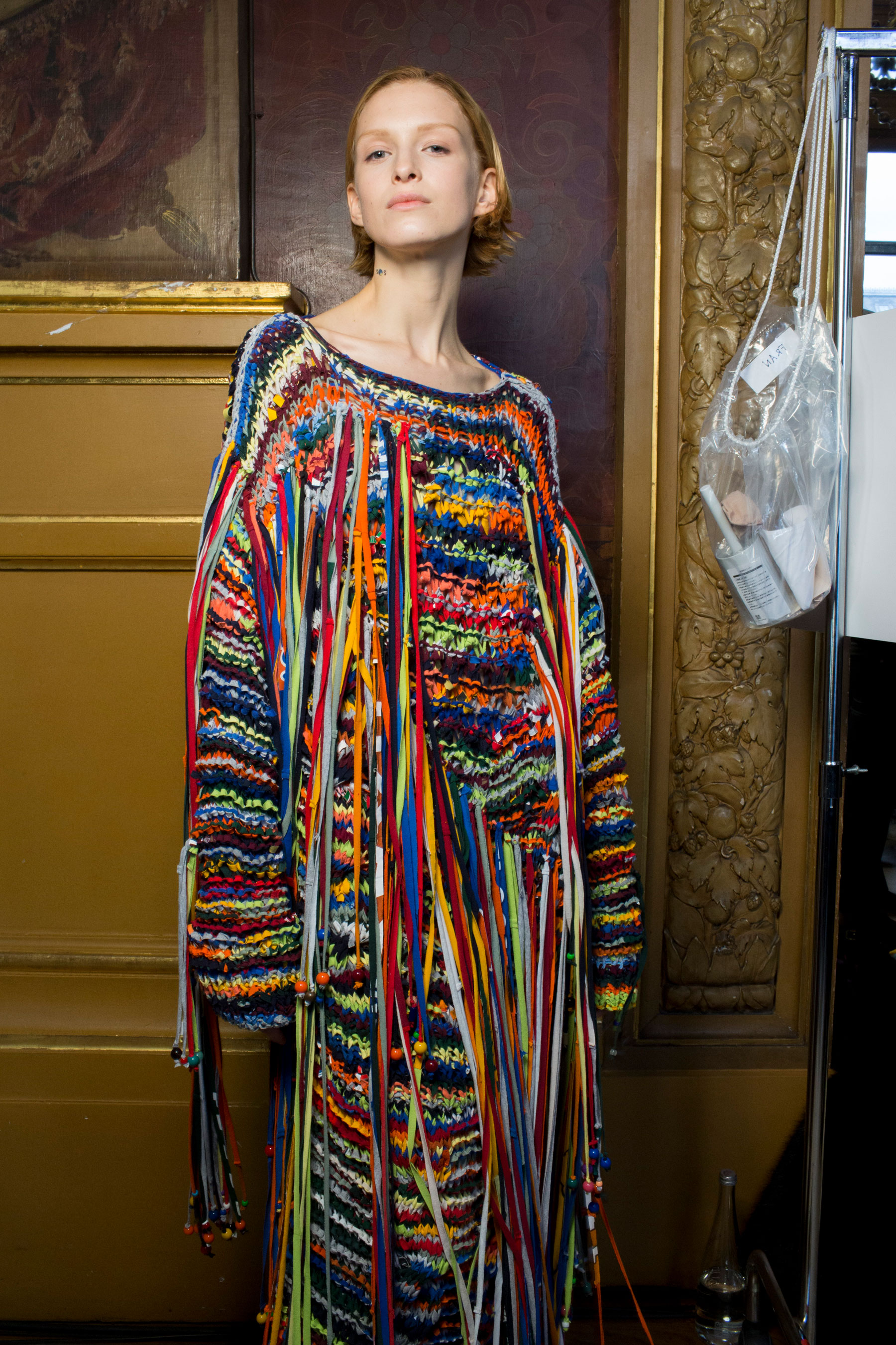 Stella Mccartney Fall 2019 Fashion Show Backstage