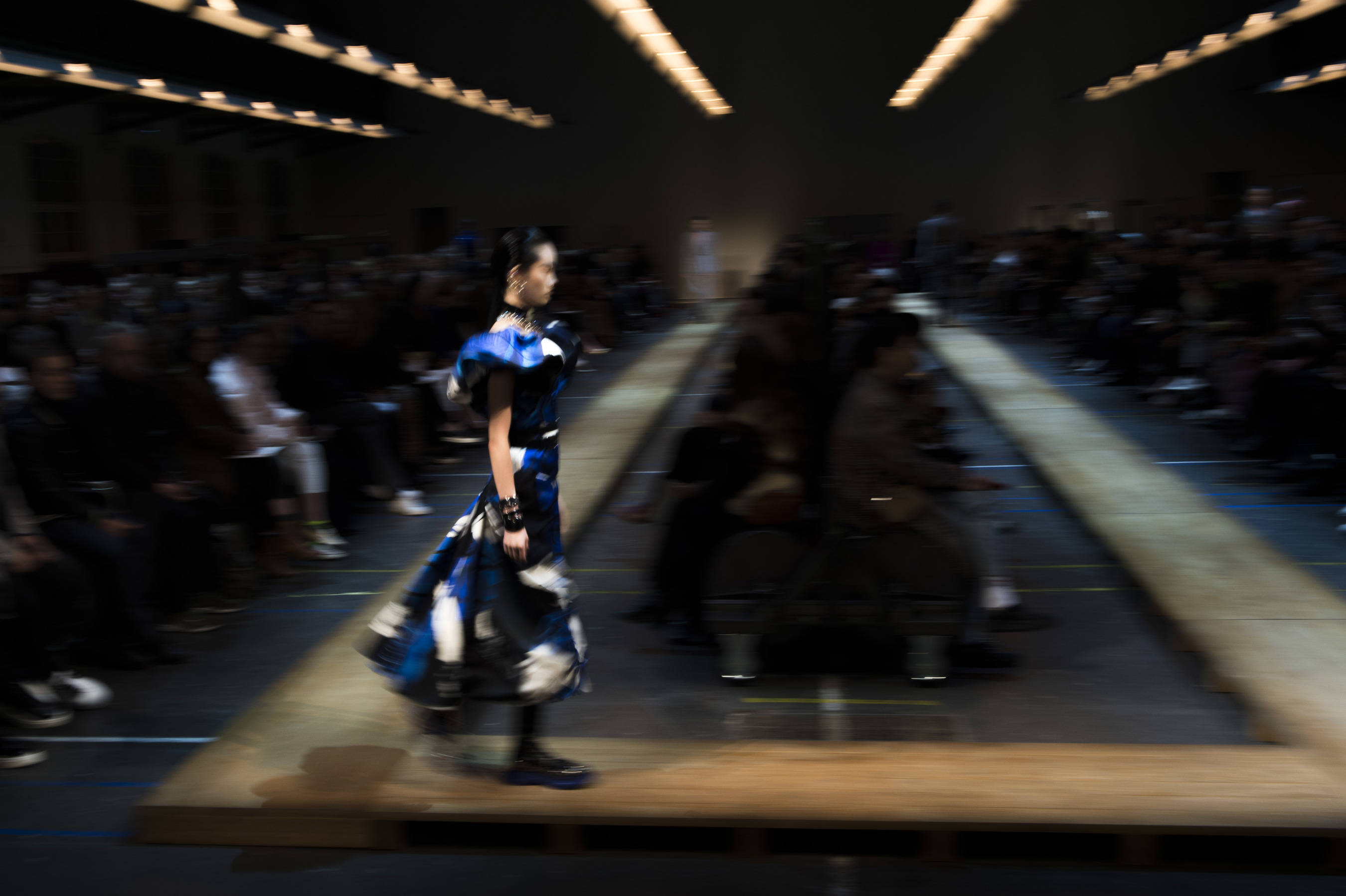 Alexander Mcqueen Fall 2019 Fashion Show Atmosphere
