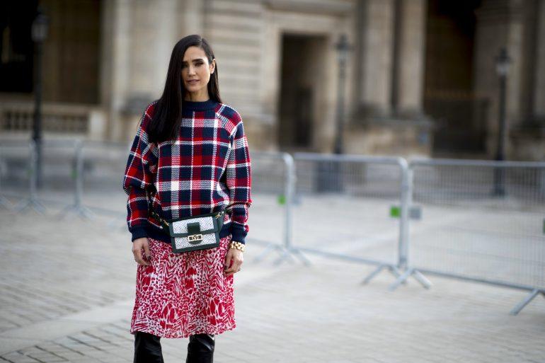 Paris Fashion Week Street Style Fall 2019 Day 8