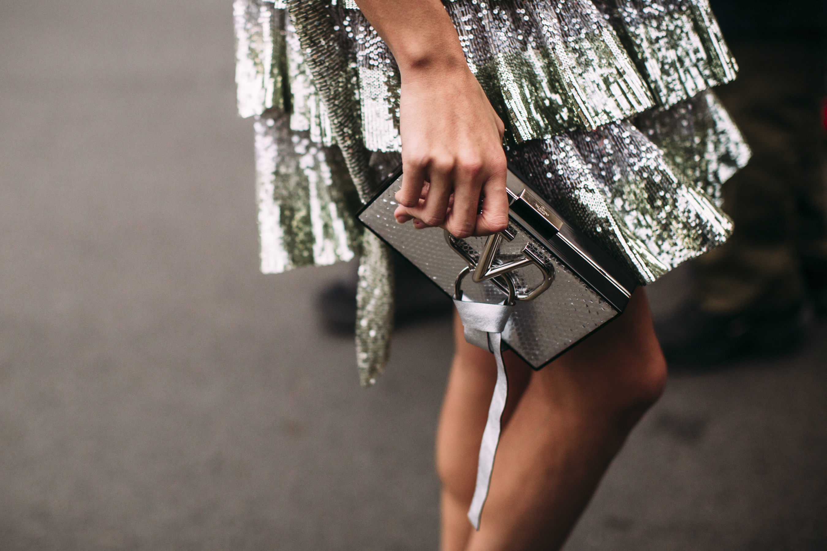 Paris Fashion Week Street Style Fall 2019 Day 6 Accessories