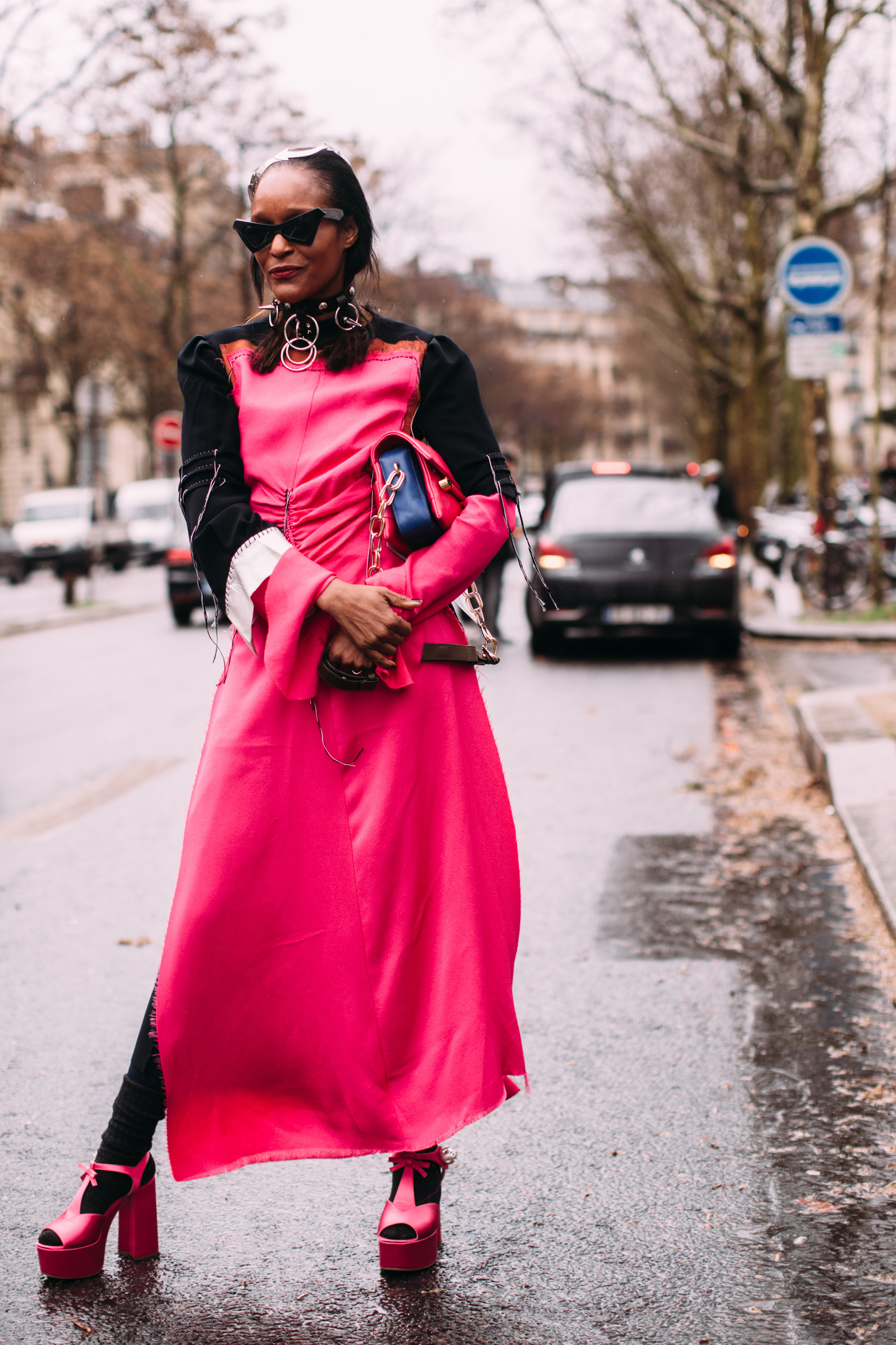 Paris Fashion Week Street Style More Fall 2019 Day 7