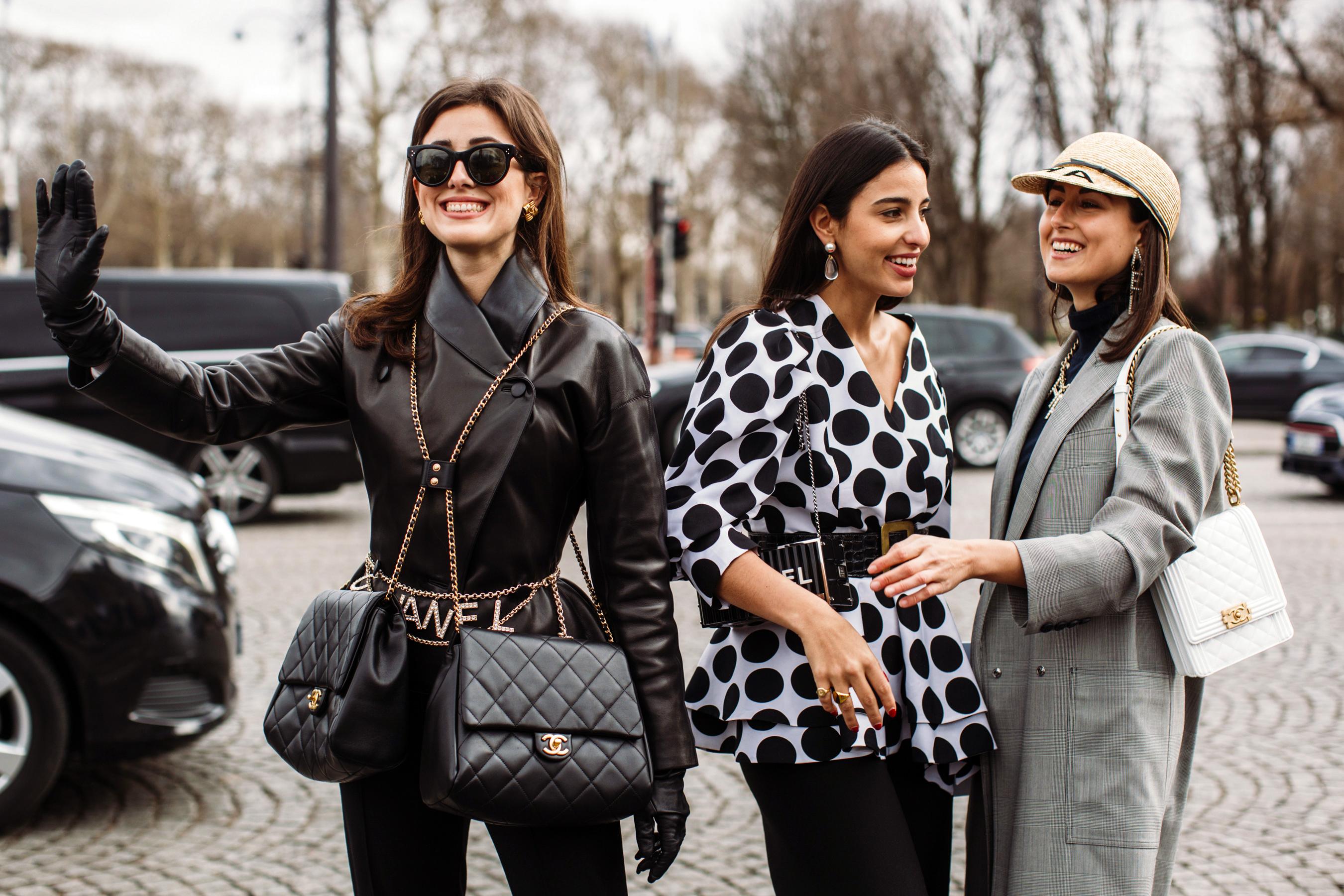 Best Street Style Photos Paris Fashion Week Fall 2019