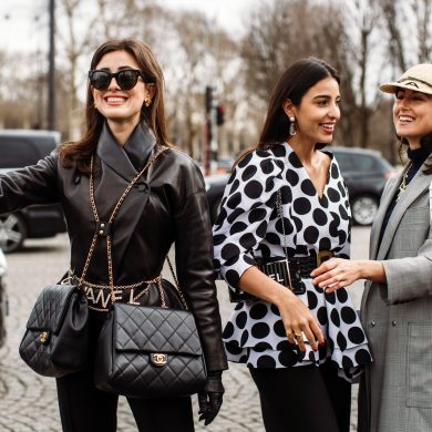 Paris Fashion Week Street Style Fall 2019 Day 8 Accessories