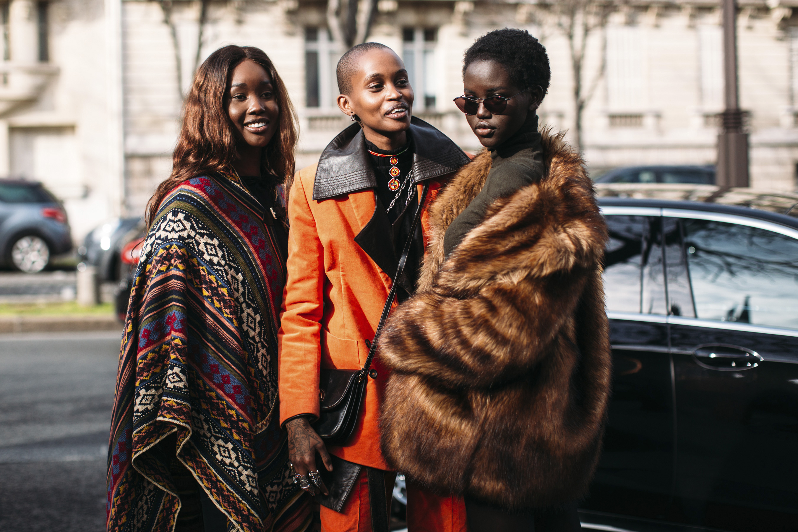 Paris Fashion Week Street Style More Fall 2019 Day 8