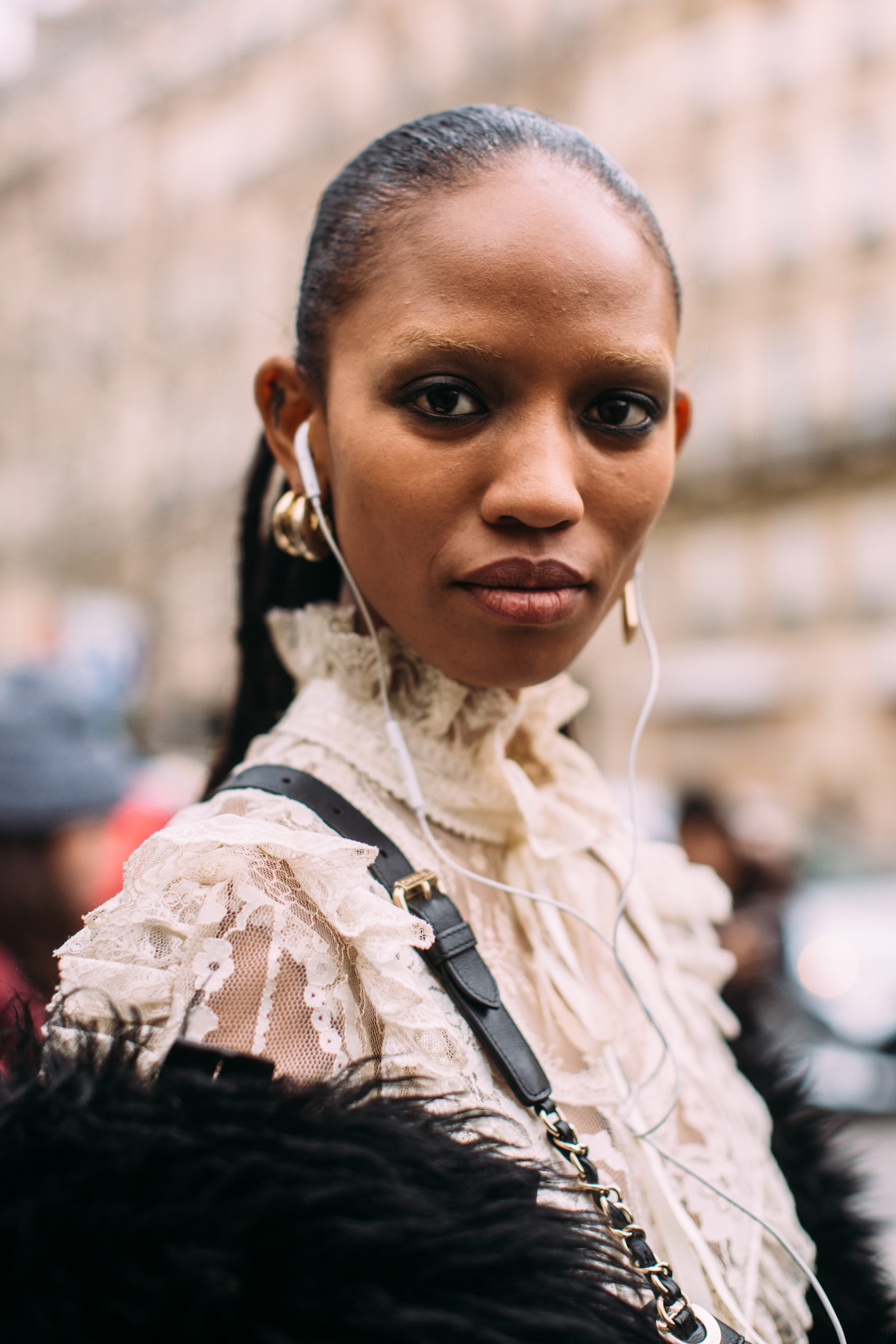 Paris Fashion Week Street Style Fall 2019 Day 5 Accessories