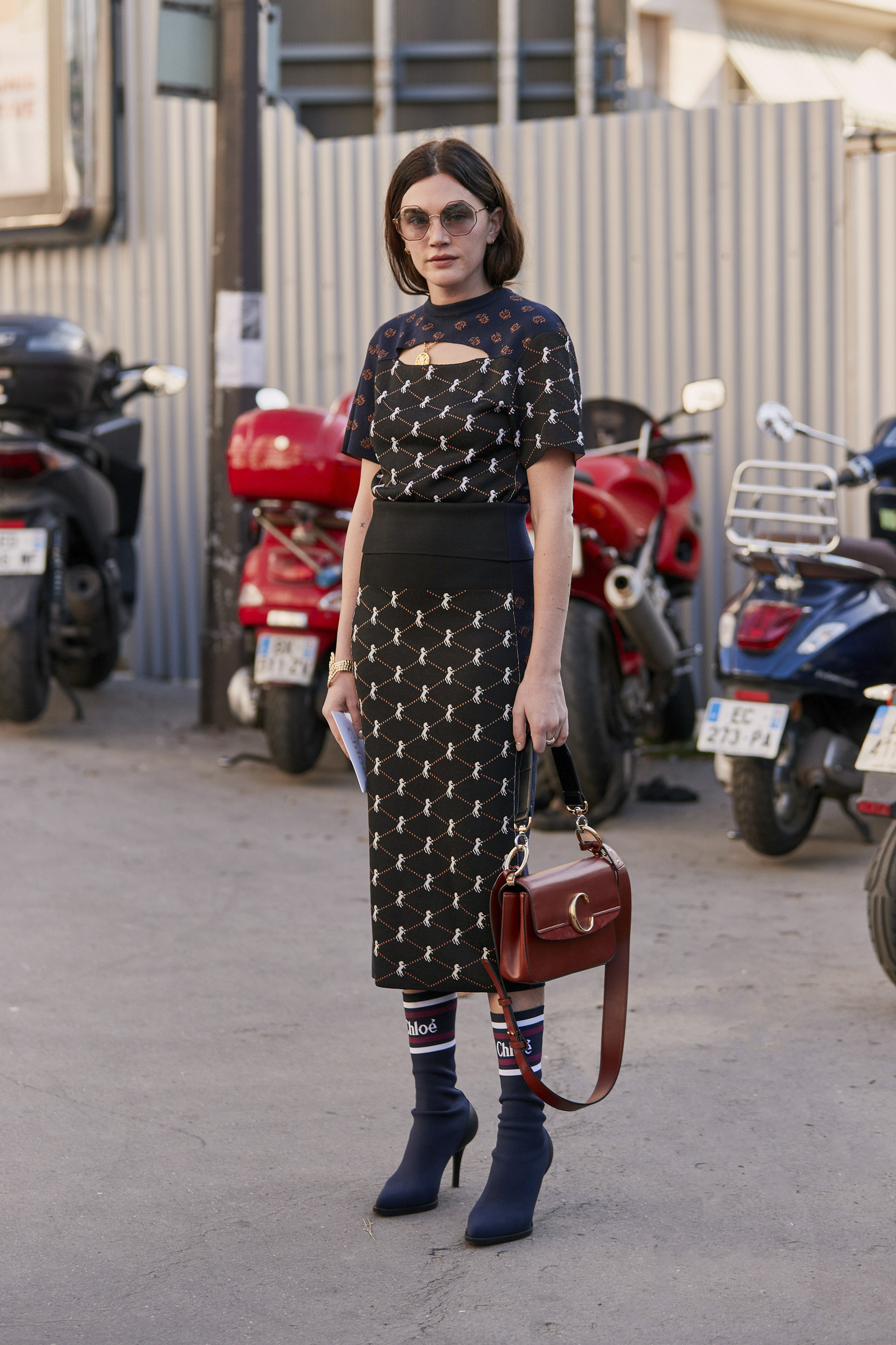 Paris Fashion Week Street Style More Fall 2019 Day 3 Accessories