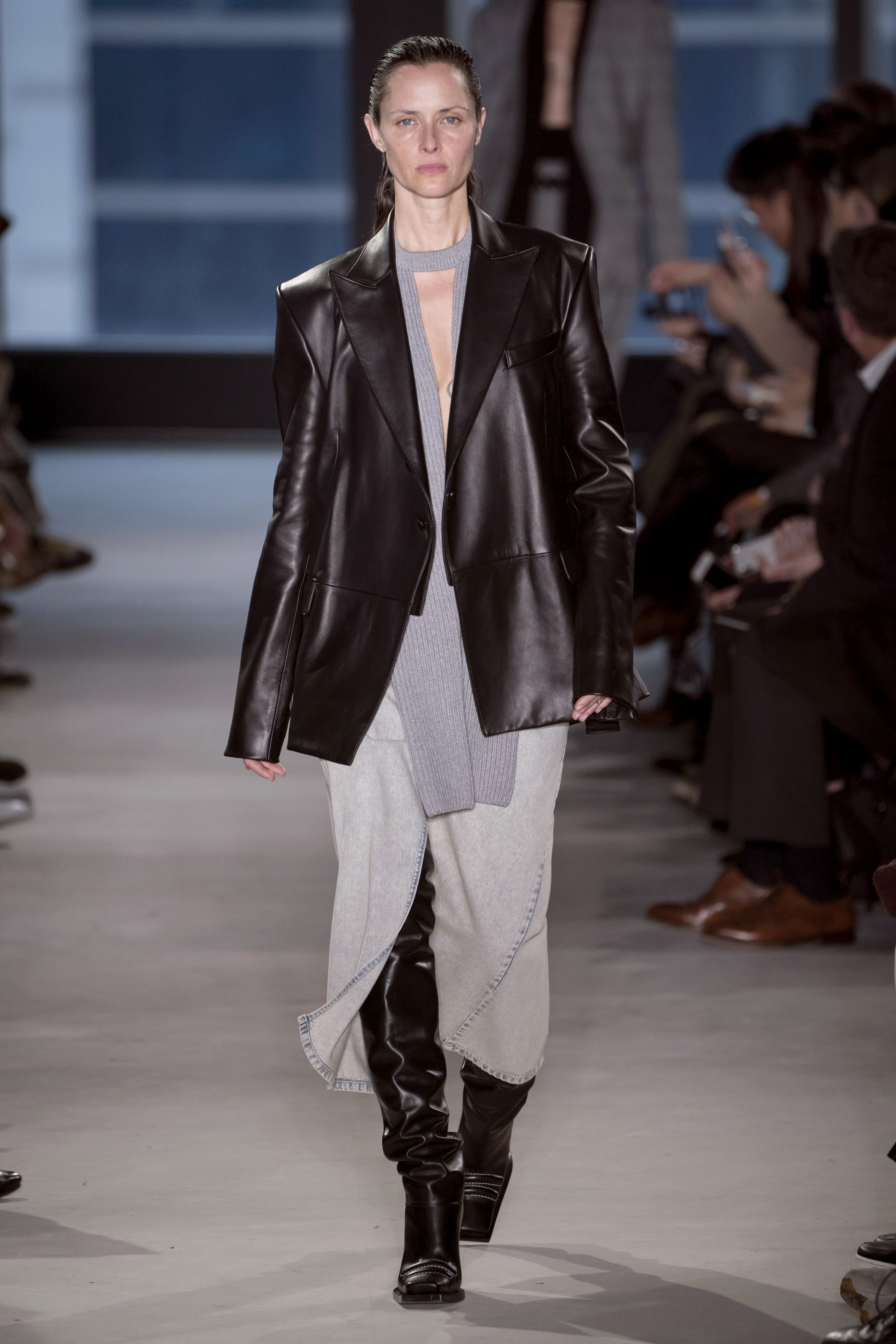 Fashion Designers Embrace Age Diversity On Runway for Fall 2019
