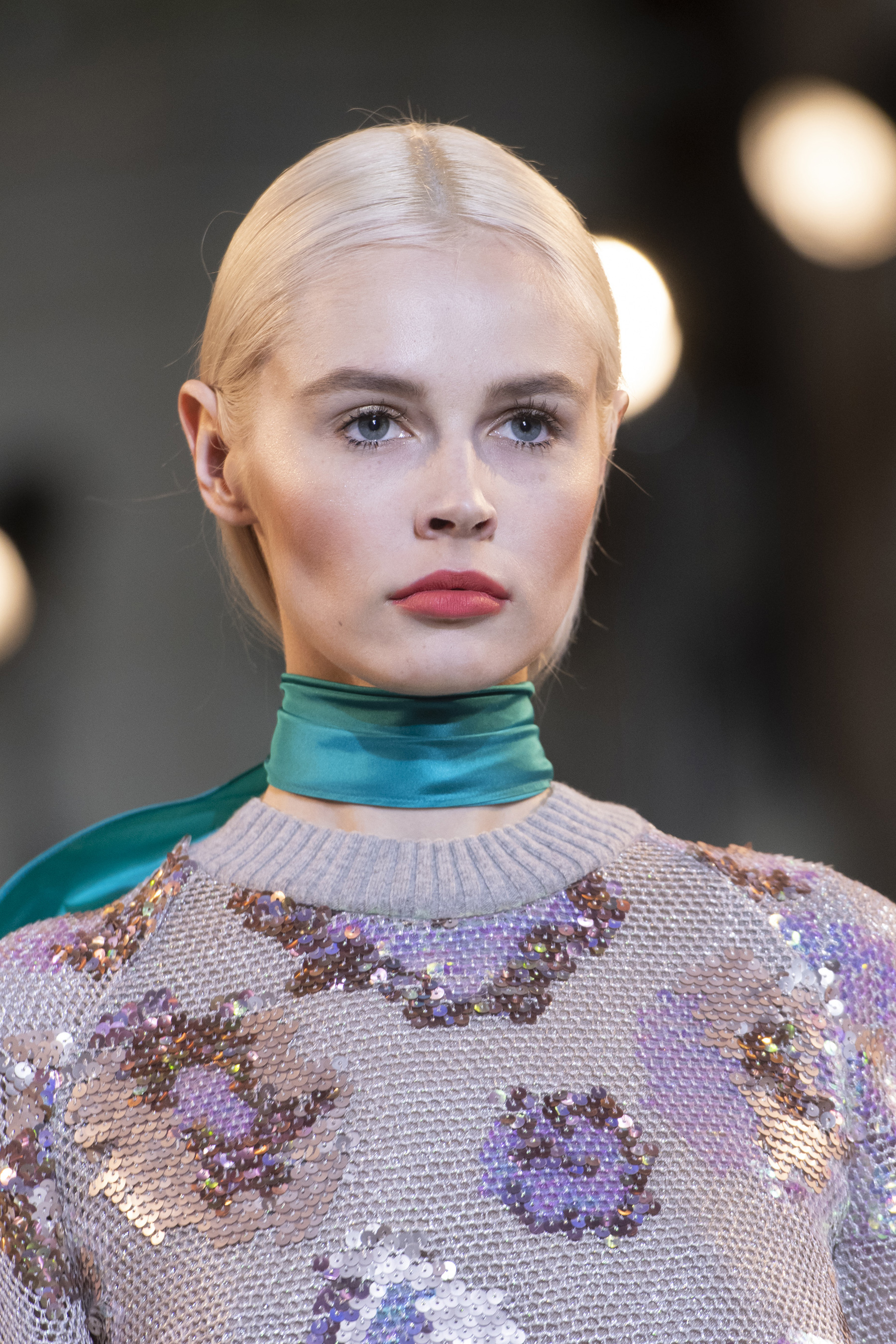 Talbot Runhof Fall 2019 Fashion Show Details