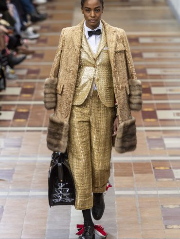 Thom Browne Fall 2019 Fashion Show
