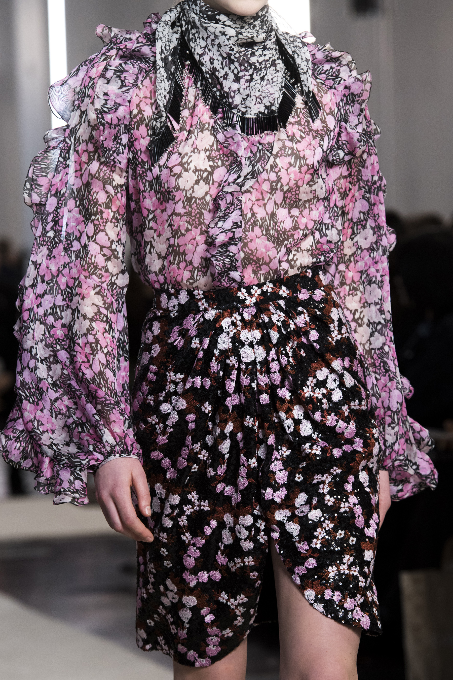 Giambattista Valli Fall 2019 Fashion Show Details