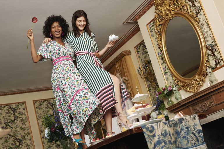 Boden Like a Brit Spring 2019 Ad Campaign by Yard NYC