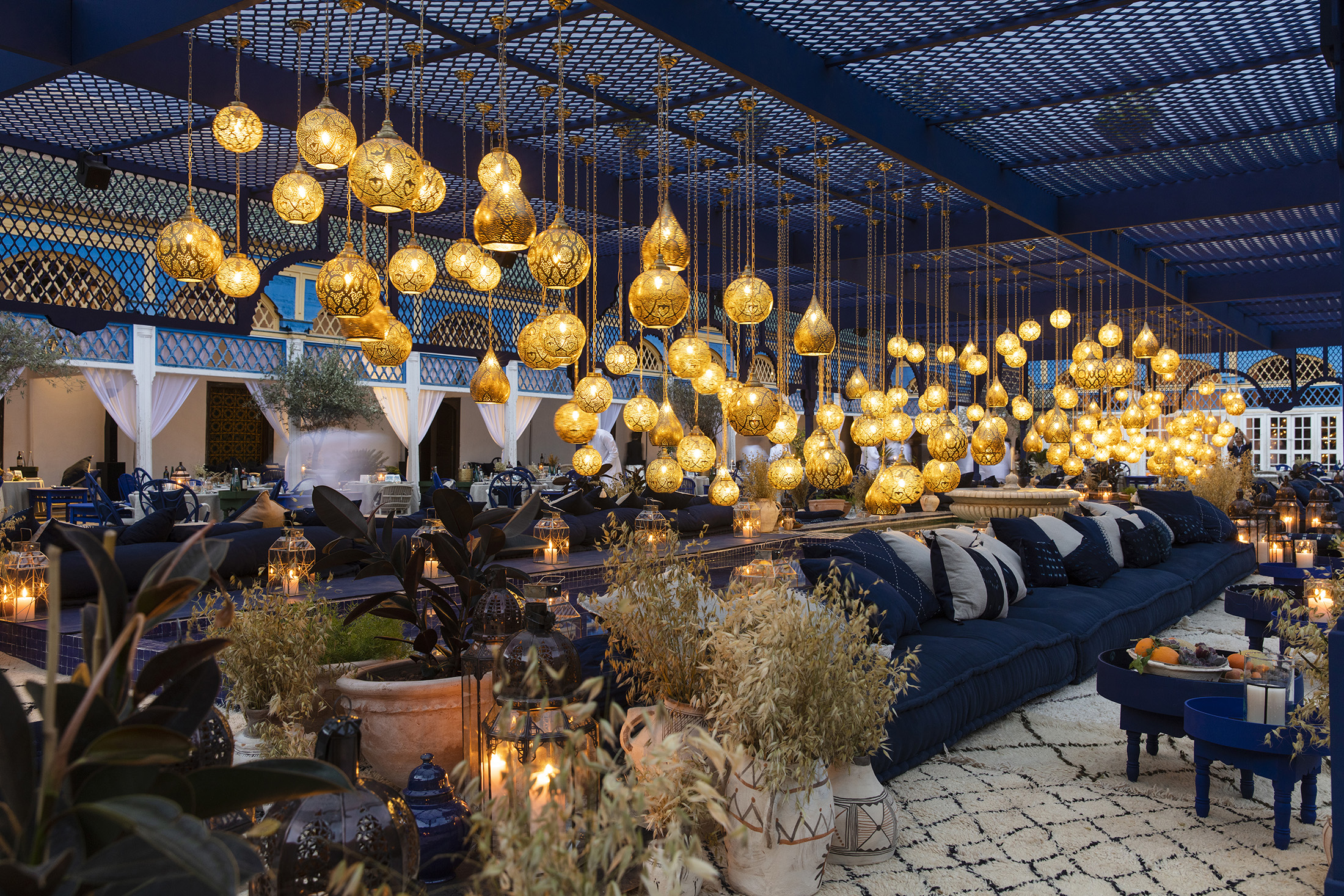 Dior Cruise 2020 Fashion Show Welcome Dinner