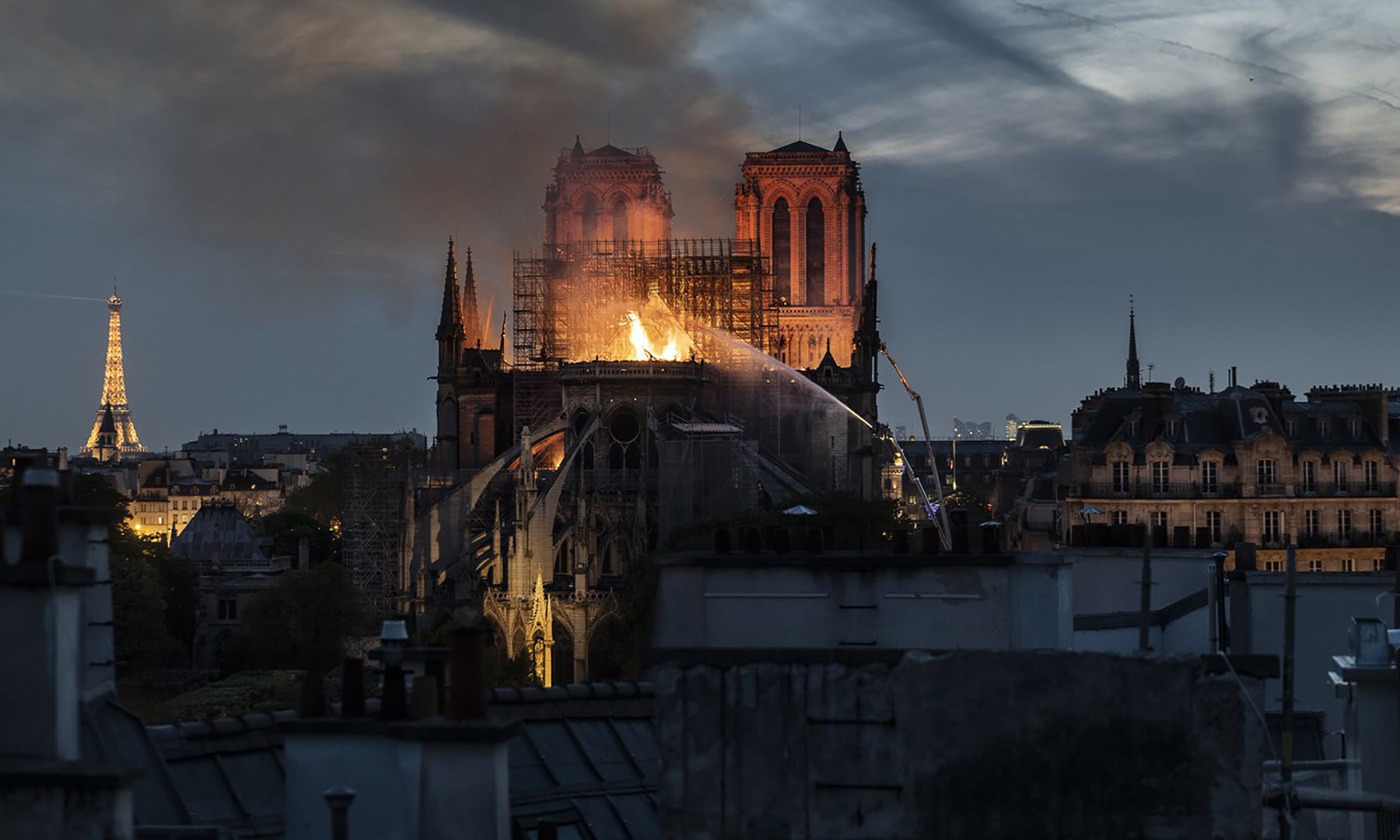 LVMH & Kering Pledge +0 Million to Restore Notre Dame