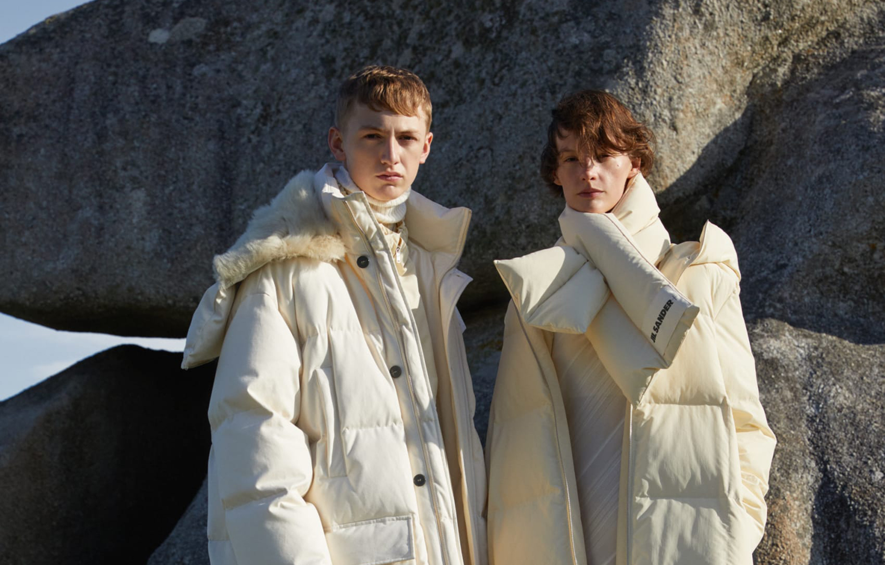 Jil Sander Introduces unisex collection Jil Sander+