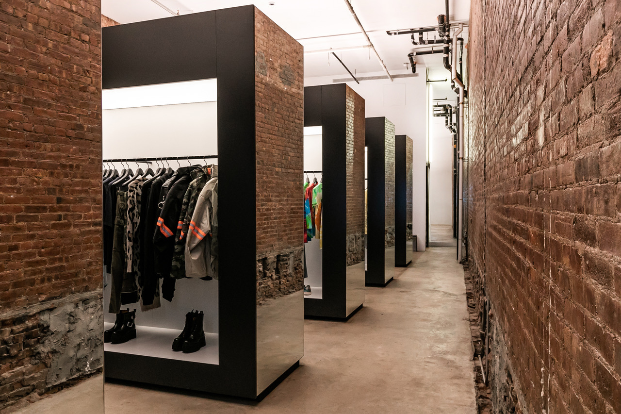 R13 Launches Retail with 1st Store in New York City