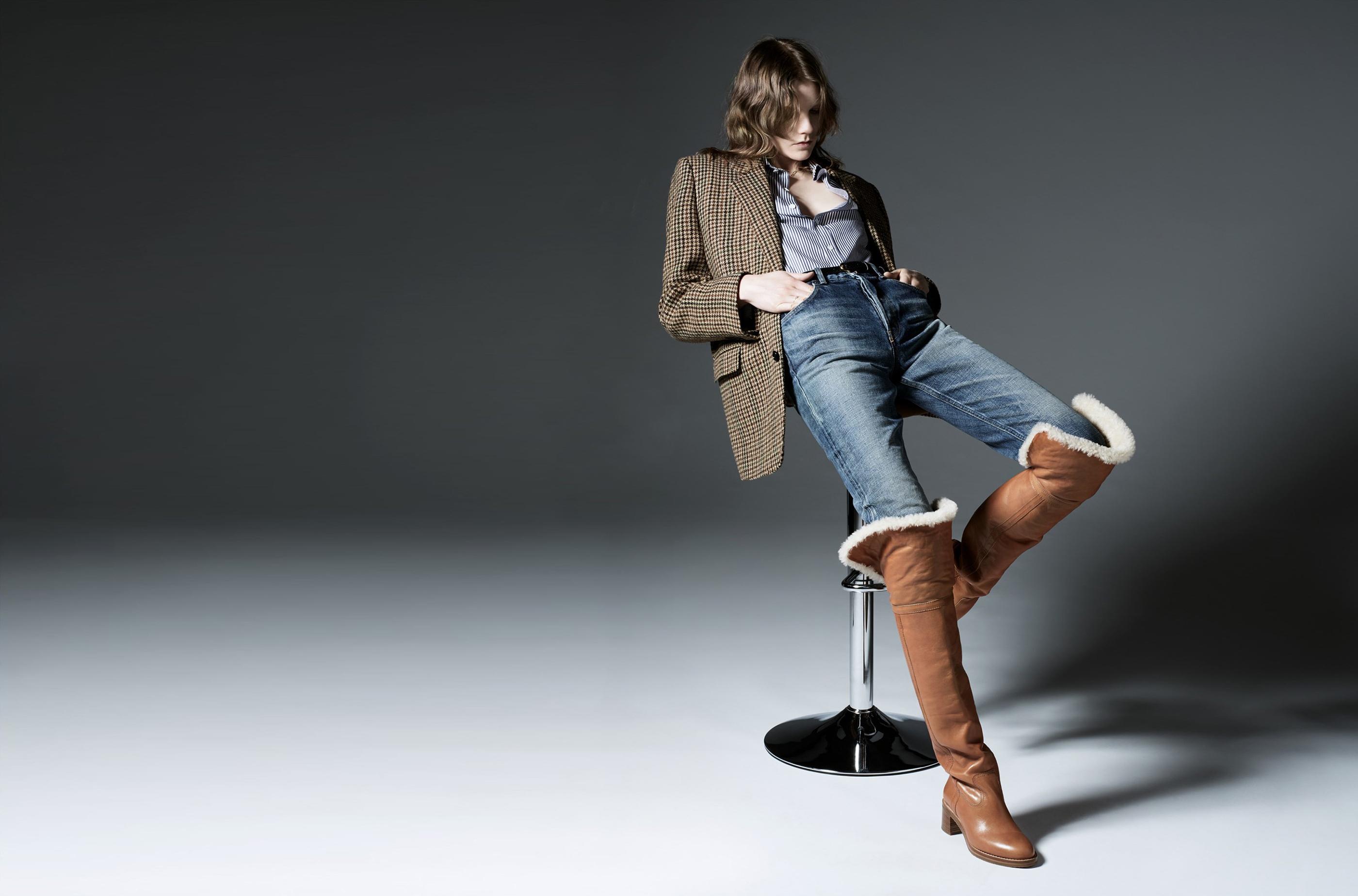 Celine Fall 2019 Women's Ad Campaign 1