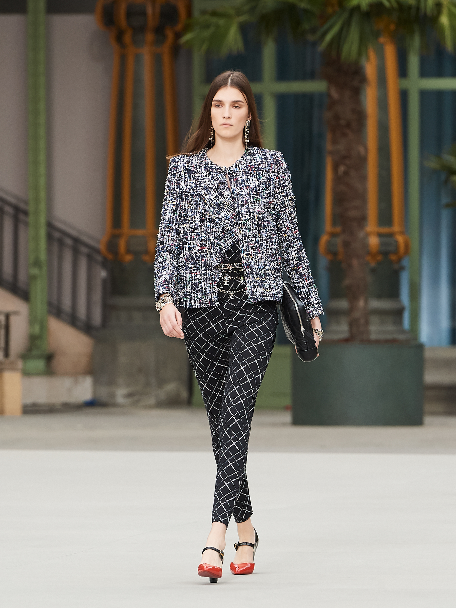 Chanel Cruise 2020 Fashion Show | The Impression