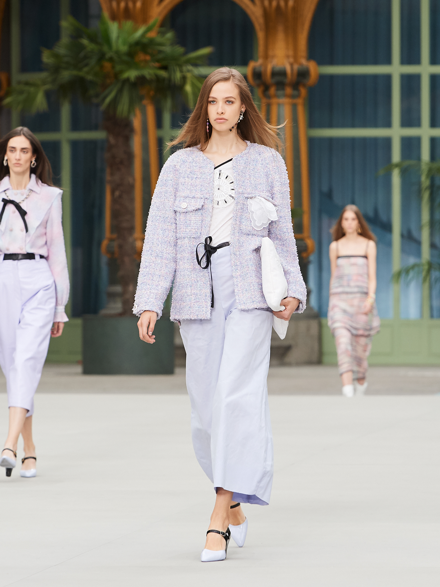 Chanel Cruise 2020 Fashion Show The Impression