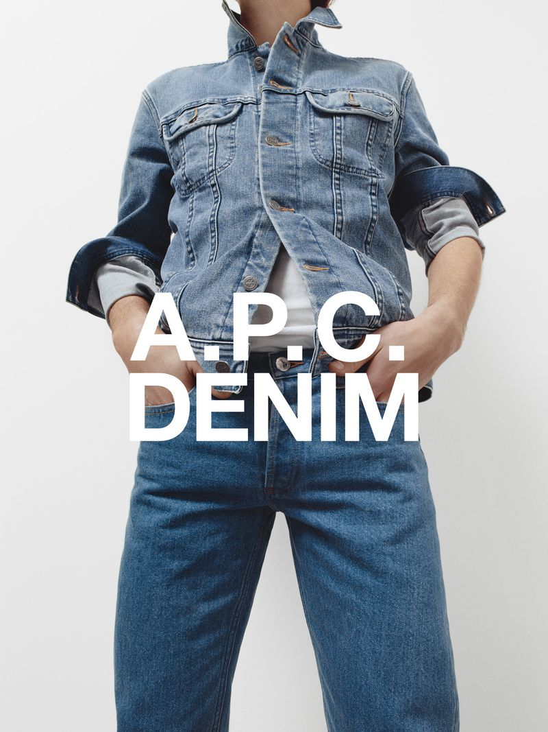 he Best Fashion Denim Ad Campaigns of Spring 2019