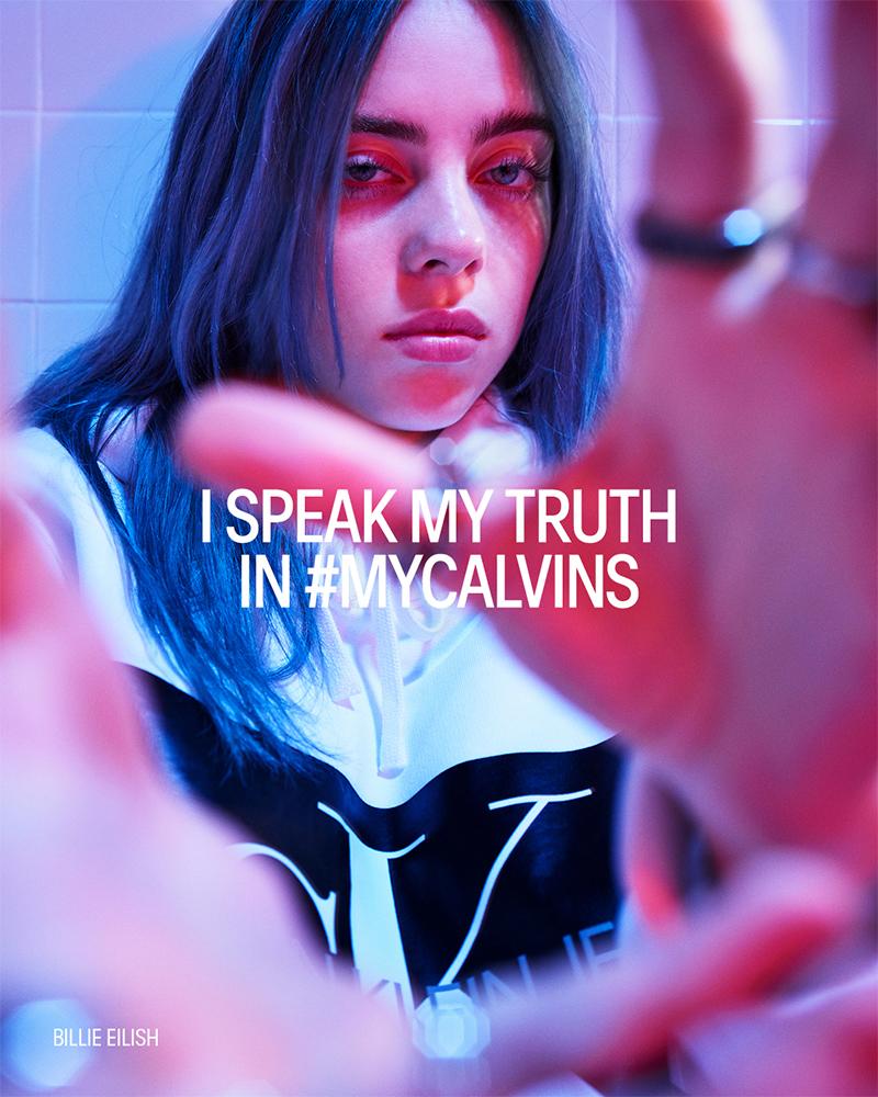 Calvin Klein I Speak My Truth Summer 2019 Ad Campaign