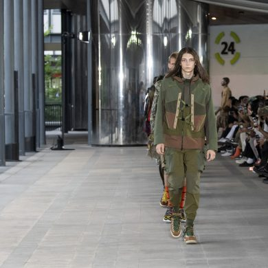 Military Spring 2020 Menswear Fashion Trend