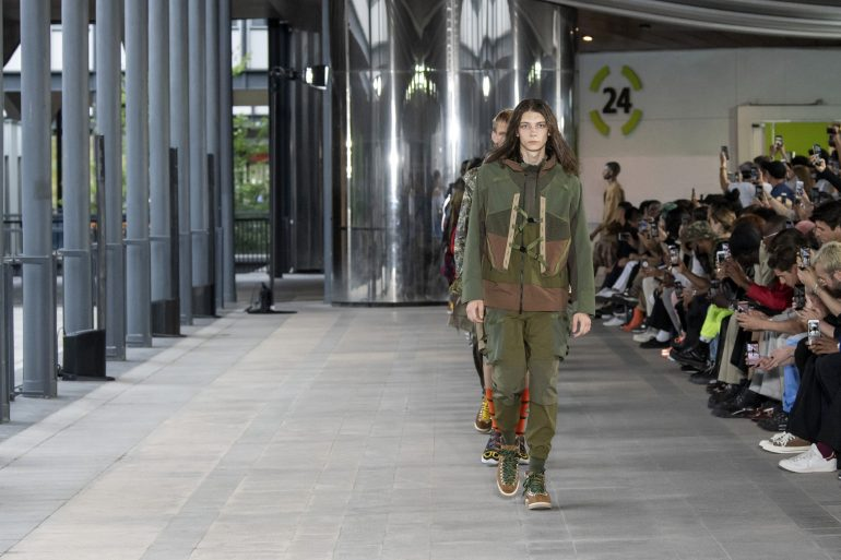 Military Spring 2020 Menswear Fashion Trend