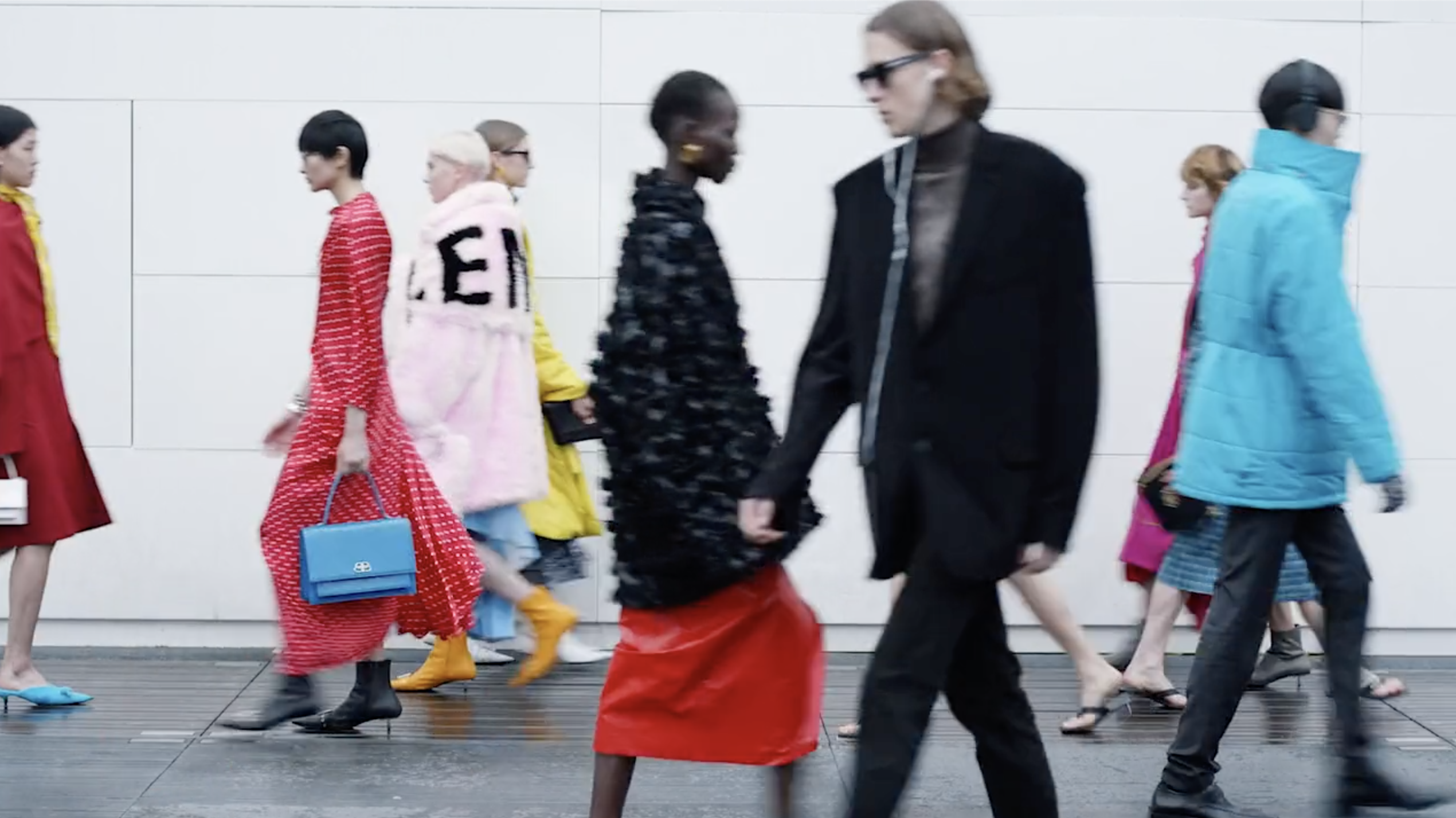 factory authentic new authentic clearance sale Balenciaga Fall 2019 Ad Campaign Film by Jean-pierre Attal ...