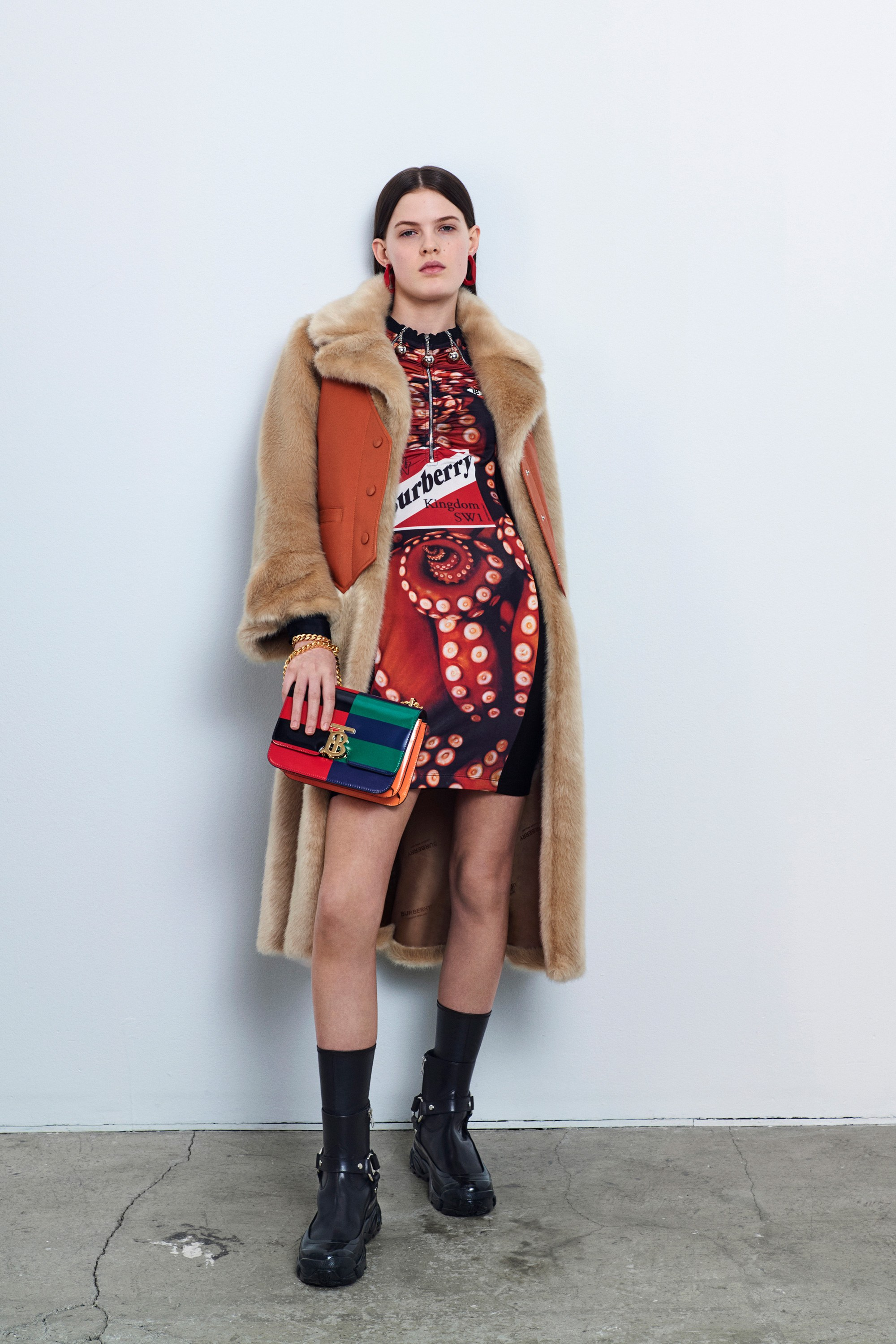 Burberry Resort 2020 Fashion Collection