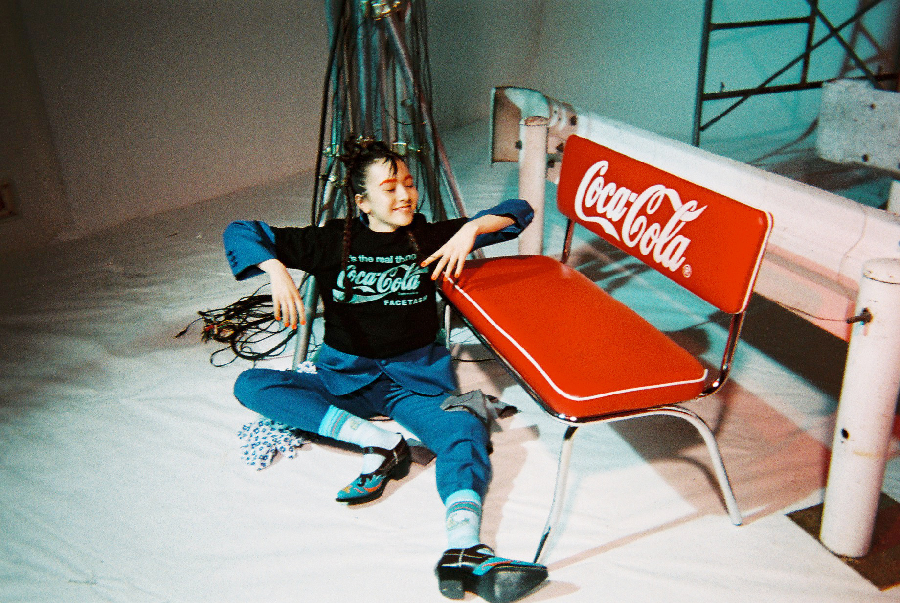 Facetasm x Coca-Cola Capsule Collection