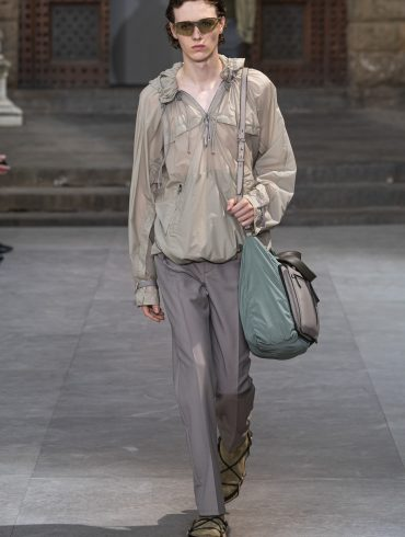 Salvatore Ferragamo Men's Spring 2020 Fashion Show