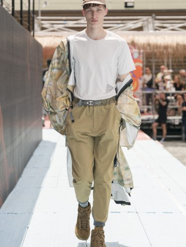 I Go Out Men's Spring 2020 Fashion Show